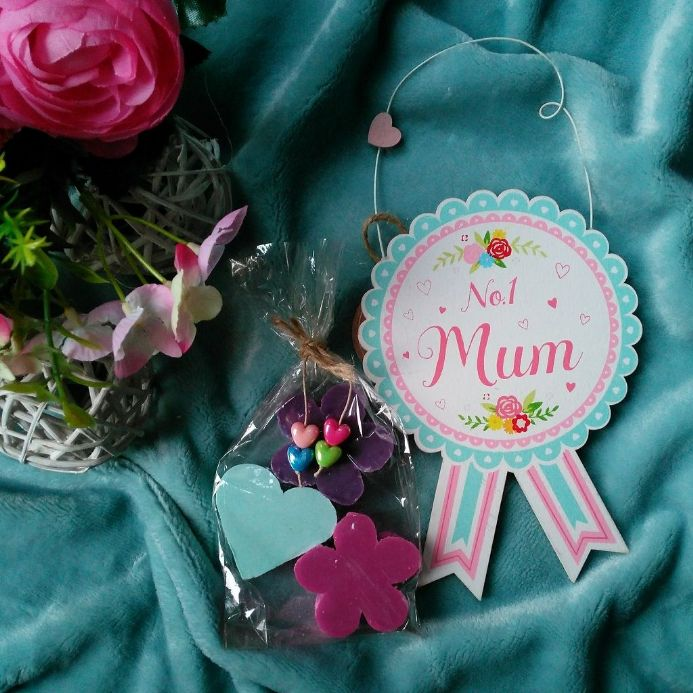 #HappyMail Mini box for Mother's Day!